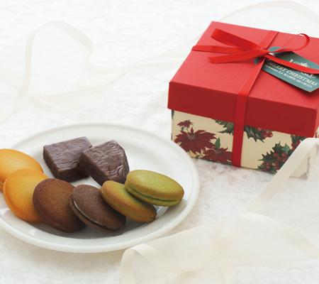 葉山日影茶屋 クリスマスボックス 8個入