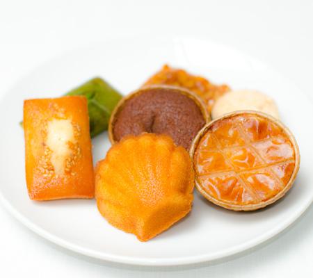 葉山日影茶屋 焼菓子詰め合わせ 10個入[FFG-10]