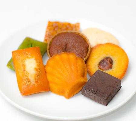 葉山日影茶屋 焼菓子詰め合わせ 19個入[FFGC-19]